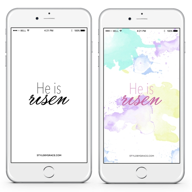 Easter IPhone Wallpapers Styld By Grace