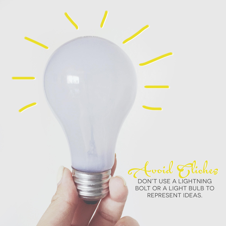AvoidCliches_Lightbuld_Artwork