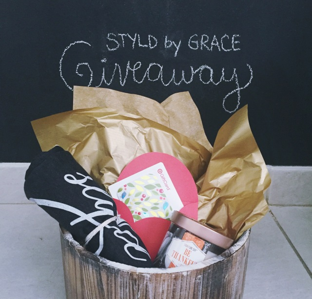 Styldby Grace Fall Giveaway